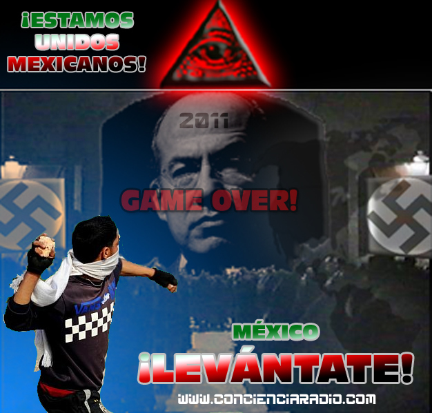 MEXICO LEVANTATE