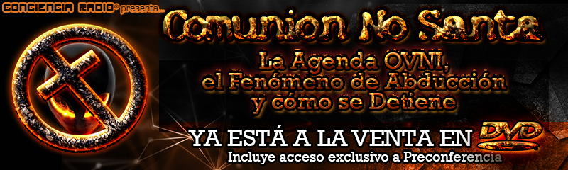 COMUNION NO SNATA DVD ALEXANDER BACKMAN