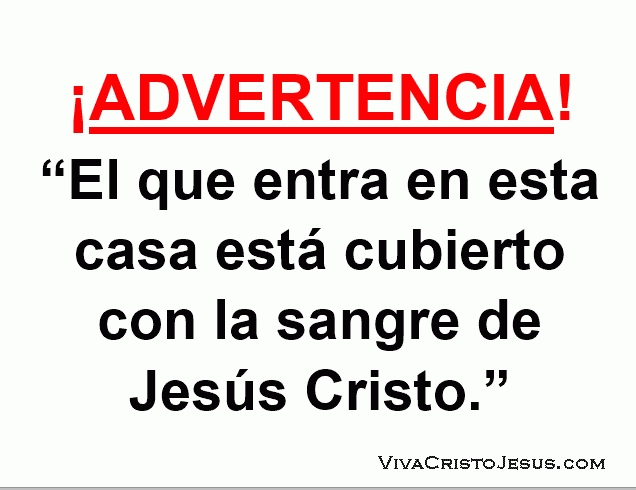 ADVERTENCIA DEMONIOS