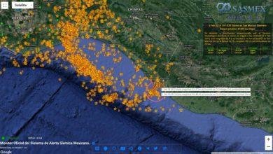 Photo of TERREMOTO 1F en Chiapas fueron en realidad dos terremotos