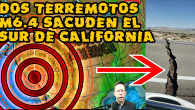 Photo of EE.UU.: Fuertes terremotos M6.4 sacuden el Sur de California el 4 de julio 2019
