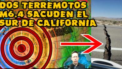 Photo of EE.UU.: Fuertes terremotos M6.4 sacuden el Sur de California el 4 de julio 2019
