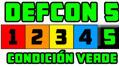 Photo of Protegido: ALERTA DEFCON