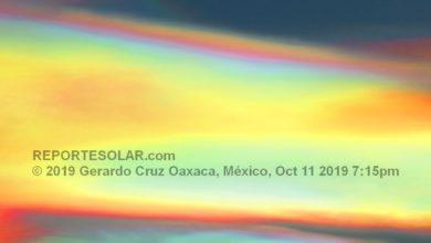 Photo of ¡EXCLUSIVA! IMPRESIONANTES ☁ NUBES SÍSMICAS SOBRE OAXACA ANUNCIAN UN MEGATERREMOTO PARA MÉXICO