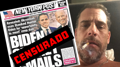 Photo of New York Post expone actos de corrupción de Biden, sufre censura masiva